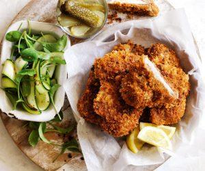 Not Fried Chicken